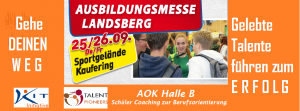 Berufswahlmesse Landsberg